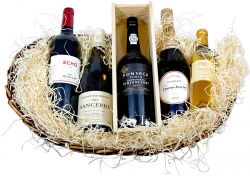 Christmas Day Sorted - Wine Hamper - Wine Experts Dublin