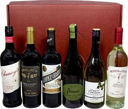 Jus de Vine Wine Hamper Selection - Wine Hamper
