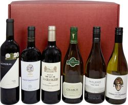 The Christmas Box - Wine Hampers - Wine Gift Sets