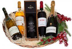 Christmas Day Wine Hamper