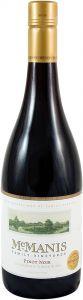 Mc Manis Family Vinyards California Pinot Noir