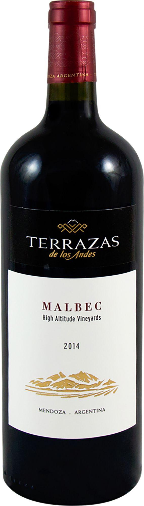 Terrazas De Los Andes Malbec Mendoza