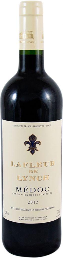 Lafleur de Lynch Médoc Bordeaux