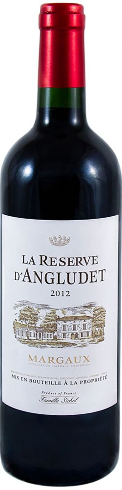 La Reserve d'Angludet Margaux