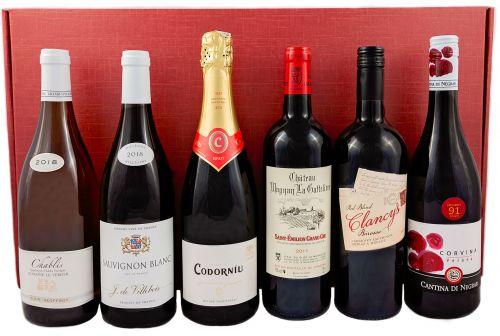 The Christmas Box Wine Box