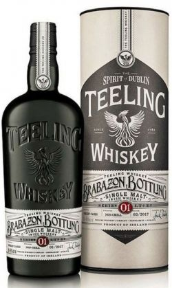 Teeling Brabazon Single Malt Batch 1