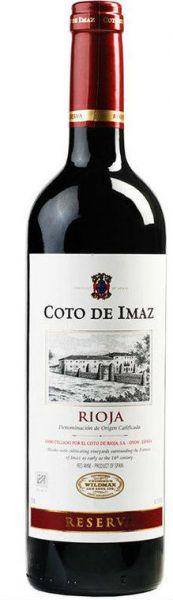 Coto de Imaz Reserva Rioja