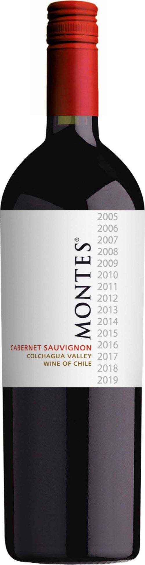 Villa Montes, Central Valley Cabernet Sauvignon 2016