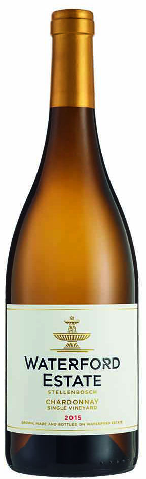 Waterford Chard Single Vine 2015