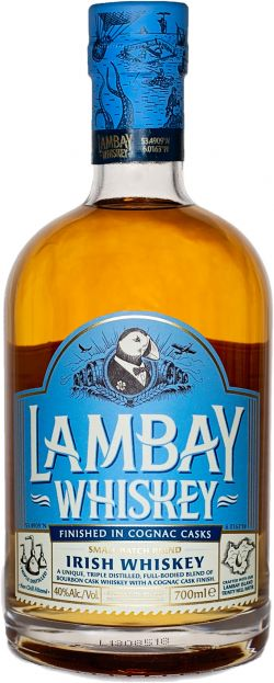 Lambay Whiskey Small Batch