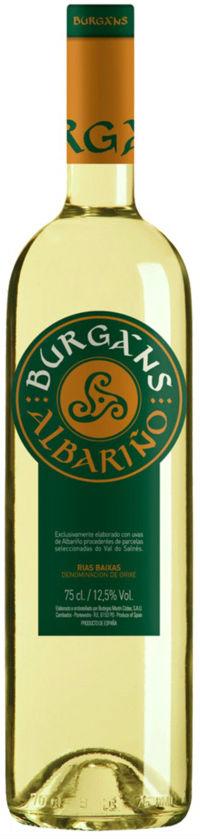 Burgans Albariño 2017 (Rias Baixas)