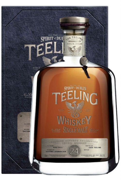 Teeling Whiskey 24 single malt