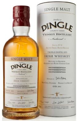 Dingle Single Malt Batch 4