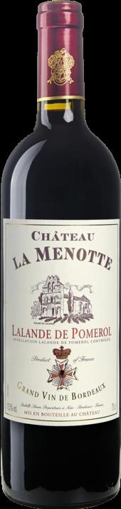 Chateau La Menotte Lalande de Pomerol