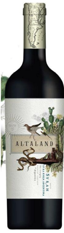 Altaland La Rioja Syrah