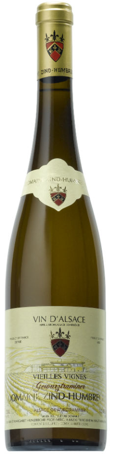 Domaine Zind Humbrecht Gewurztraminer Vieilles Vignes