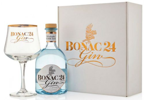 Bonac Irish Gin Gift Set with Glass Gift Set