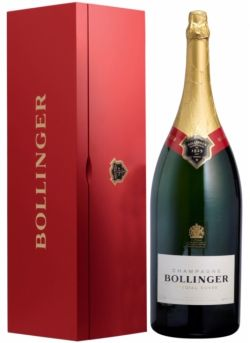 Large Format Bollinger Champagne