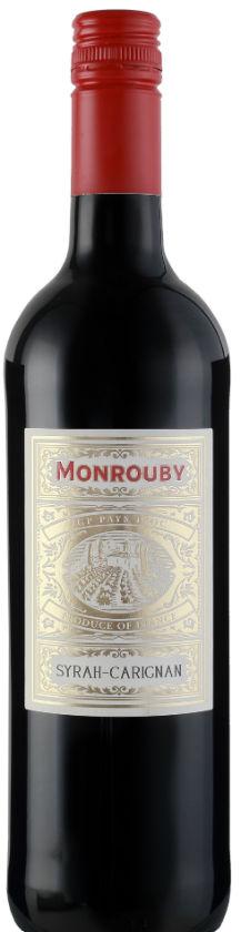Monrouby Syrah/Carignan IGP Pays d'Oc