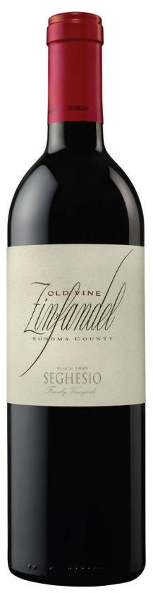 Seghesio Old Vines Sonoma County Zinfandel