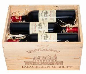 Chateau Viad-Lalande wooden box
