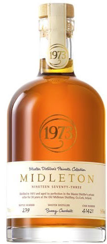 Midleton Private Collection 1973 Master Distiller's
