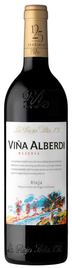La-Rioja Alta Vina Alberdi
