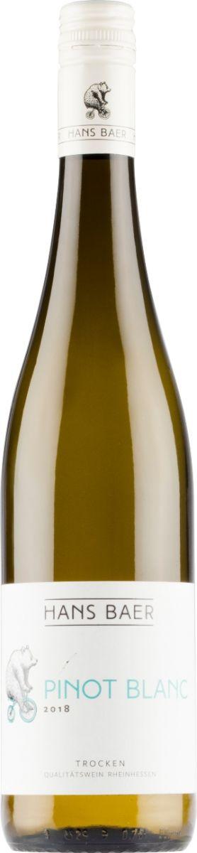 Hans Baer Pinot Blanc Pfalz Germany