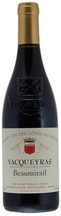 Beaumirail Gigondas La Cave Vacqueyras