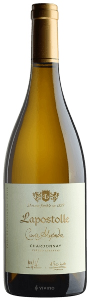 Lapostolle Cuvee Alexandre Chardonnay