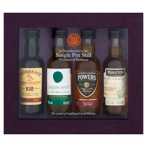 Single Pot Still Gift Set - Irish Whiskeys