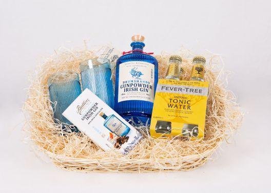 Gunpowder Gin Basket - Mother's Day Gifts