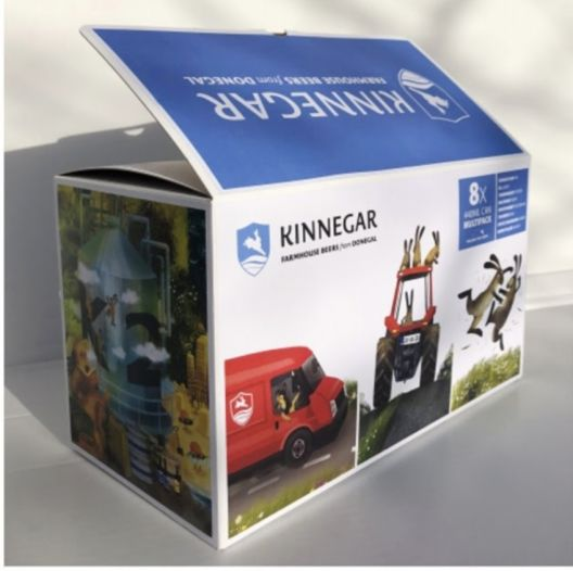 Kinnegar 8 x 440ml Can Multipack