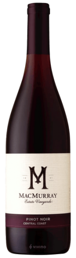 MacMurray Central Coast Pinot Noir
