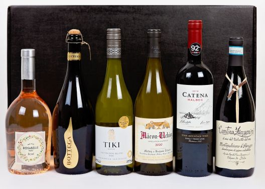 Staycation Wines Premium