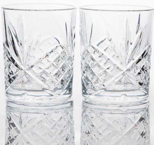 whiskey tumbler glasses set of 6