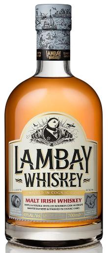 Lambay Malt Whiskey Cognac Cask Finish
