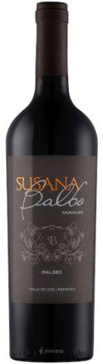 Susana Balbo Malbec